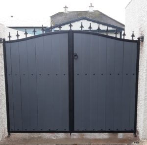 pvc board gate, pvc board side entrance gate, pvc gate, pvc side gate, composite board gate, composite board side entrance gate, recycled plastic board gate, recycled plastic board side entrance gate, maintenance free gate, maintenance free side entrance gate