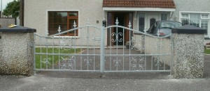 wrought iron entrance gates cork, steel gates cork, wrought iron driveway gates cork, wrought iron gates cork, steel gates cork,