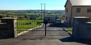 Cork Gates Supplier, driveway gates cork, wrought iron entrance gates cork, wrought iron gates cork,
