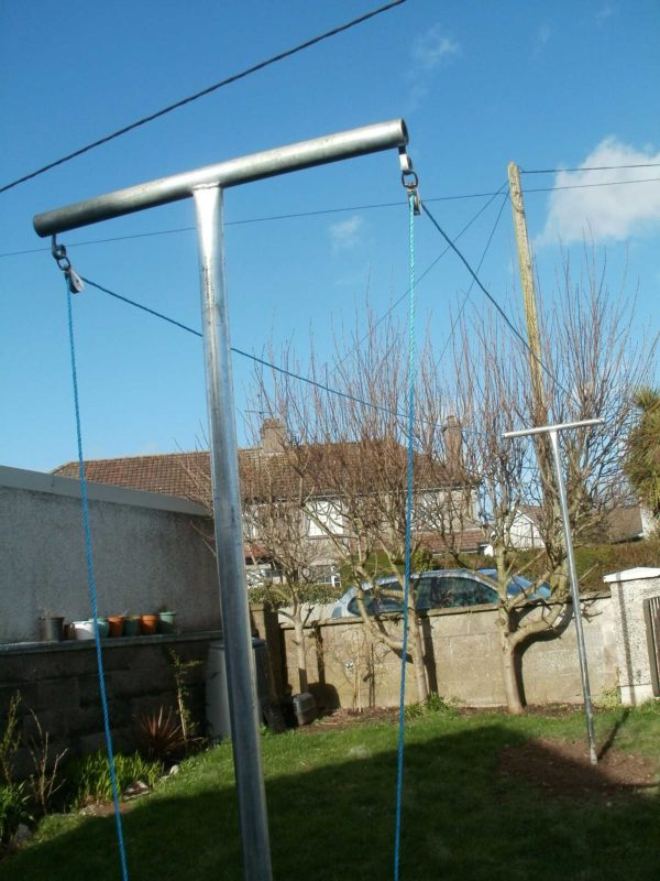 clotheslines online, clotheslines cork,t bar clotheslines, washing lines cork, clotheslines in cork, outdoor washing lines, double clotheslines, clothes lines, wall mounted clotheslines