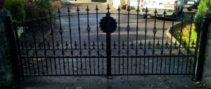 Steel driveway gates, wrought iron entrance gates cork, wrought iron driveway gates cork, wrought iron gates cork, wrought iron,