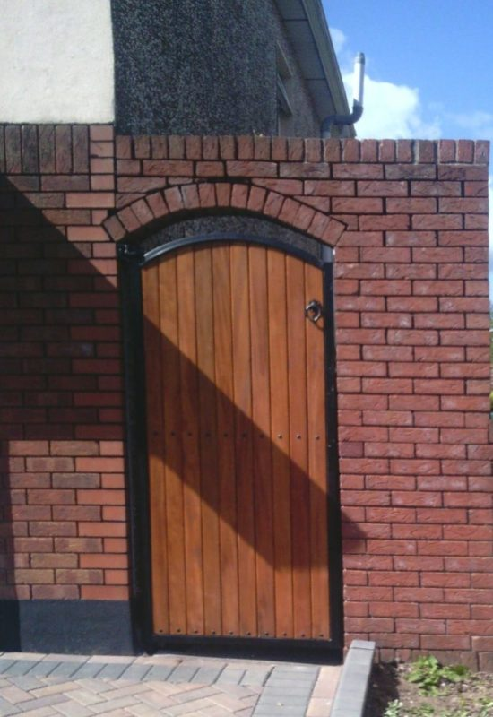 teak gates suppliers cork