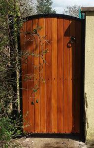 Teak Gate Cork, teak side gate cork, teak side entrance gate, teak gates cork