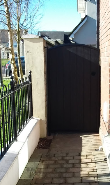 recycled plastic board gates cork, recycled plastic board gates, pvc gates cork, pvc side gates cork, pvc side entrance gates cork, maintenance free pvc gates cork, composite board gates cork, composite board side entrance gates cork, composite board gates